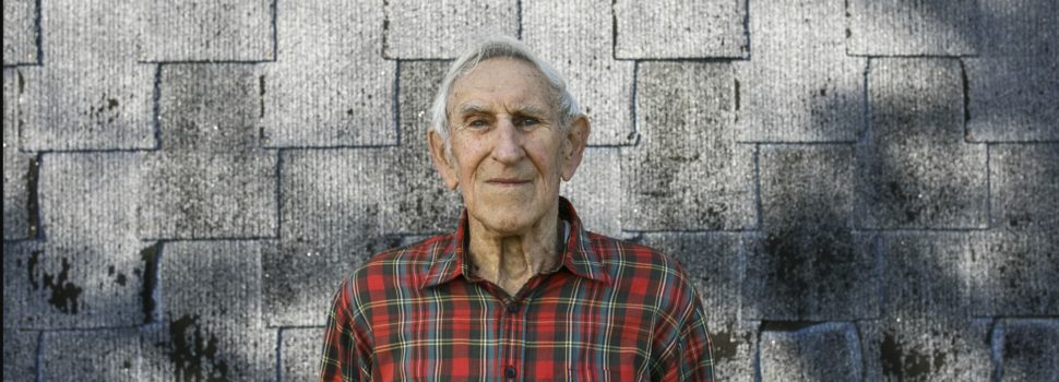 """75 years after Iwo Jima, a 95-year-old vet says """"I'm not a hero… I was just one of the boys"""""""