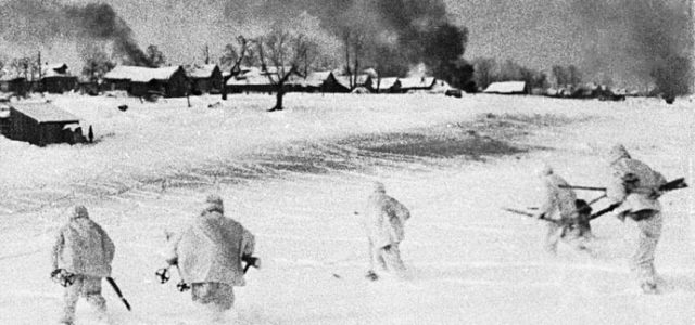 The Red Army's Moscow Airborne Operation Turned Into a Debacle