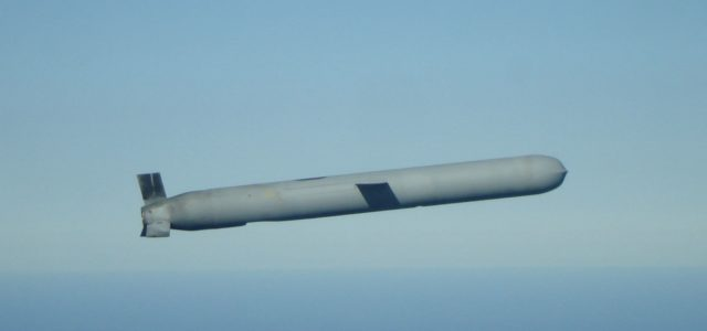 U.S. Cruise Missiles Struck Syrian Base With Impressive Precision