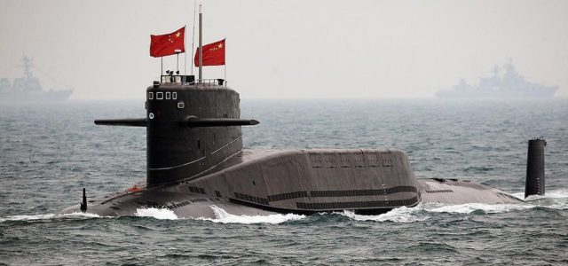 China's Quest for Super-Quiet Submarines Is Still Just a Dream