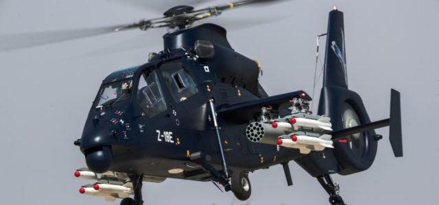 China Wants to Sell Attack Helicopters to the World