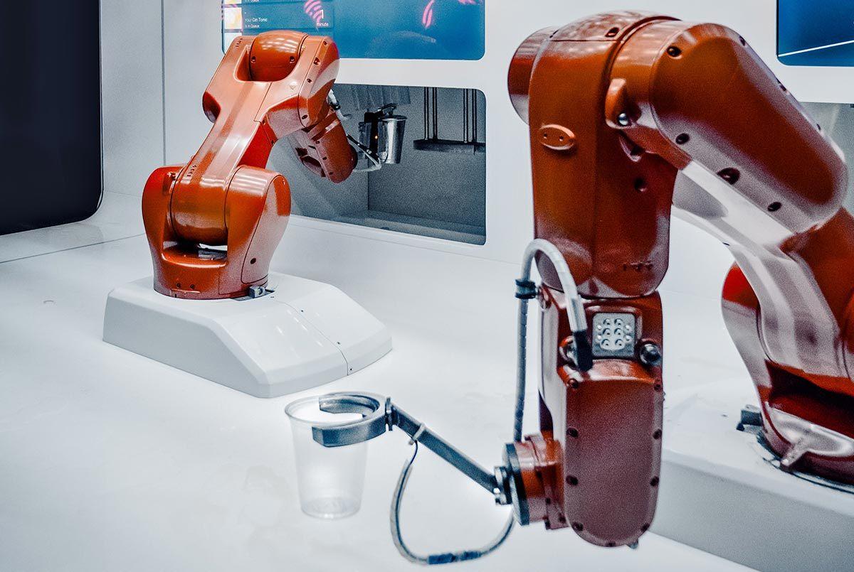 artificial intelligence waste disposal robots