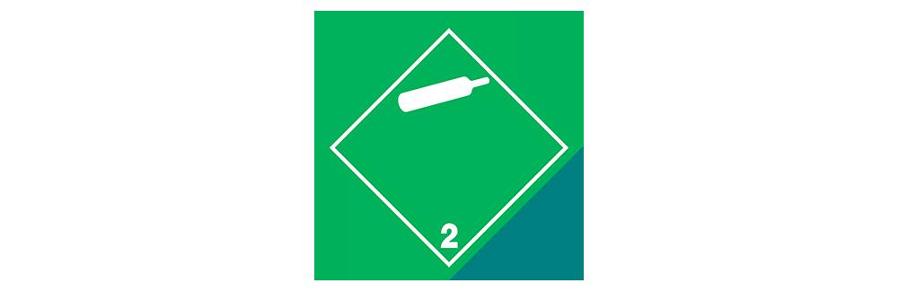 hazardous material class 2.2 non-flammable gases