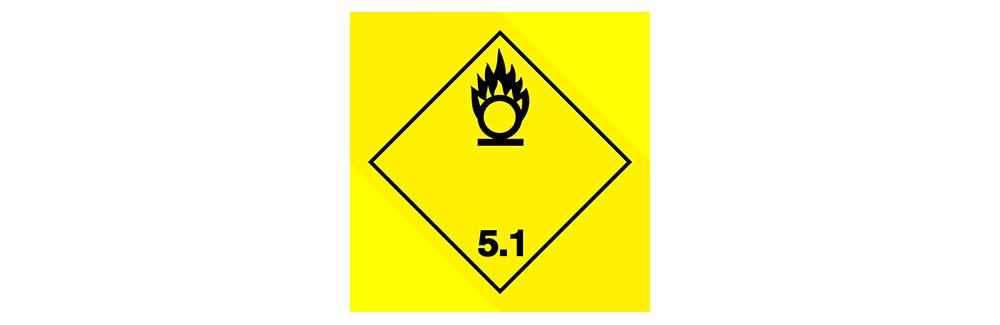 hazardous material class 5.1 oxidizing substances
