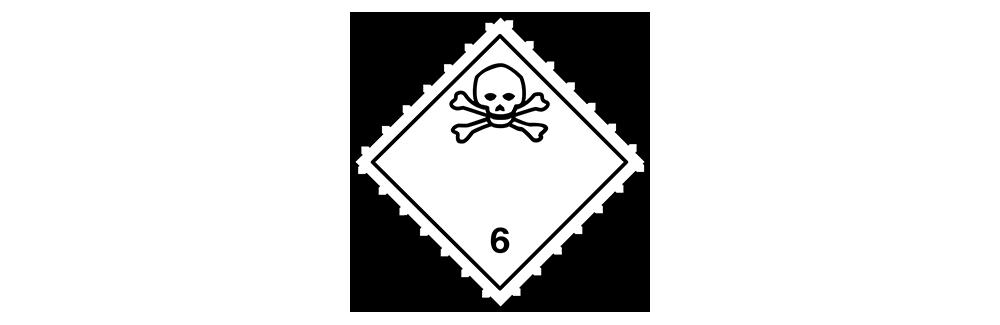 hazardous material class 6.1 poison