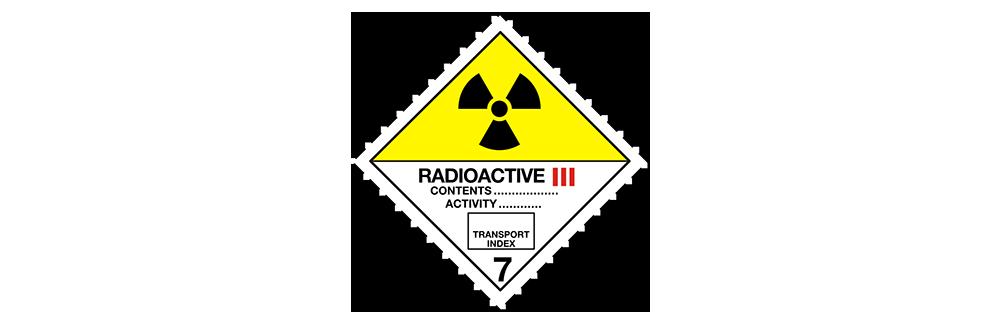 hazardous material class 7 radioactive
