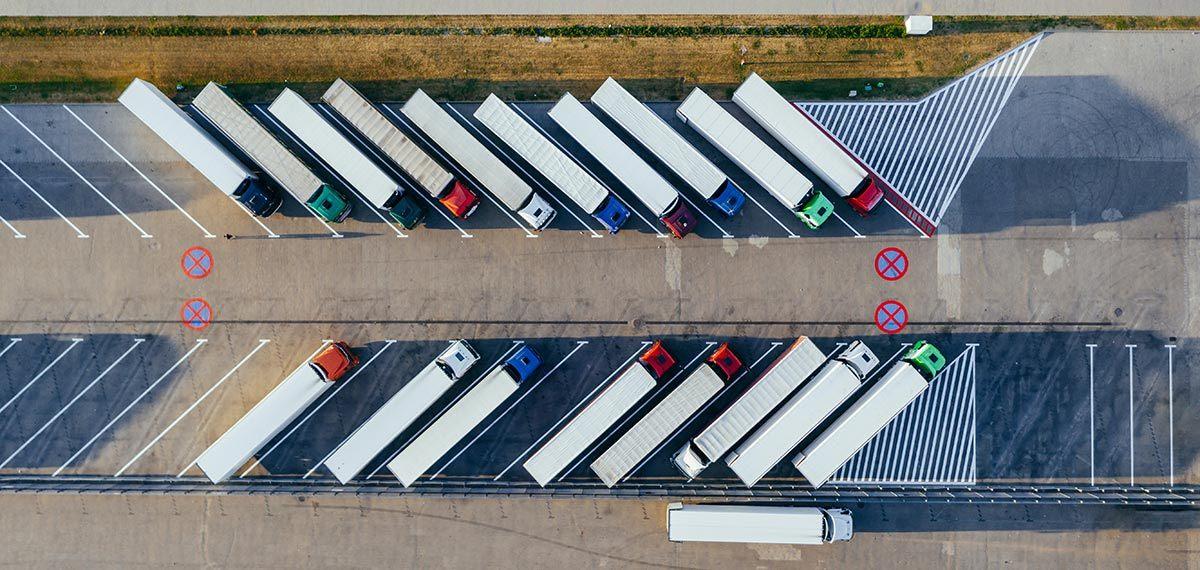 waste industry logistics