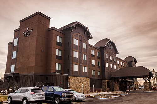 Country Inn & Suites, Kalispell, Montana