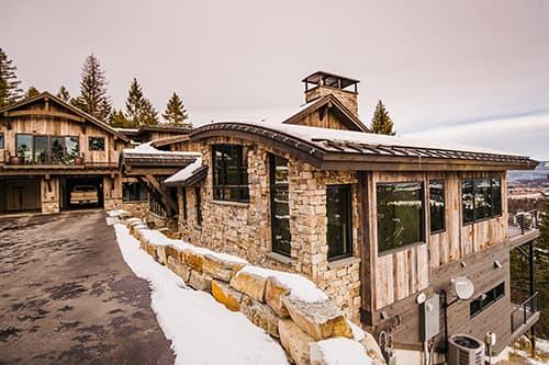 Devore Residence, Whitefish, Montana