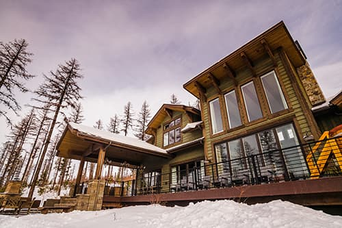 HGTV Dream Home, Whitefish, Montana
