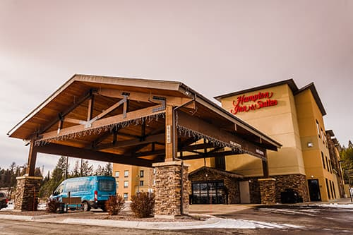 Hampton Inn, Whitefish, Montana