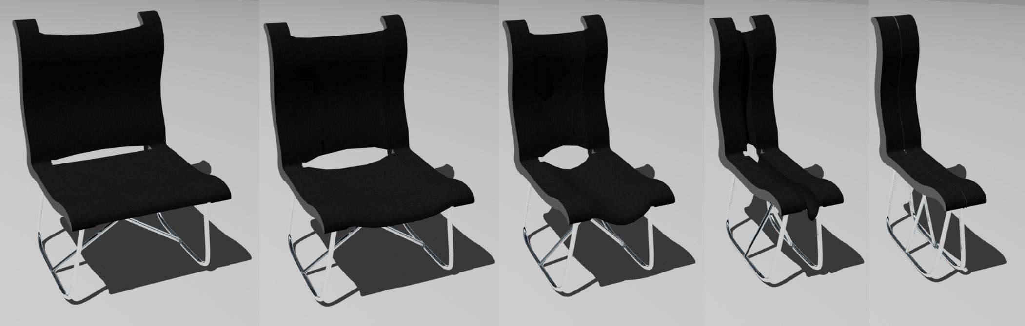Chair fold