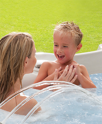 Hot Tub Innovation Family Image