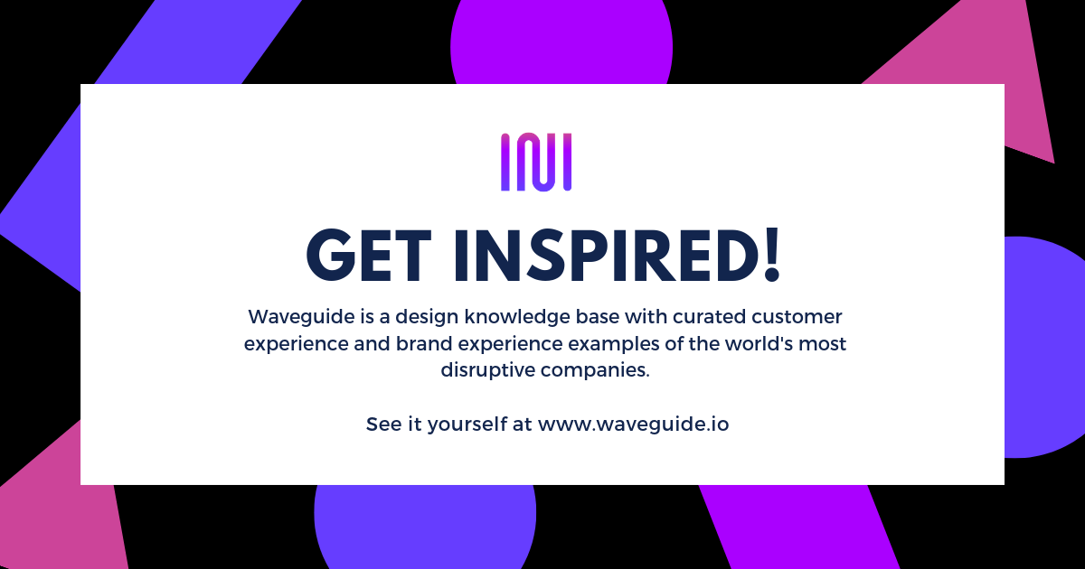 waveguide-customer-experience-examples-ux-design-examples-landing-page-examples-and-more