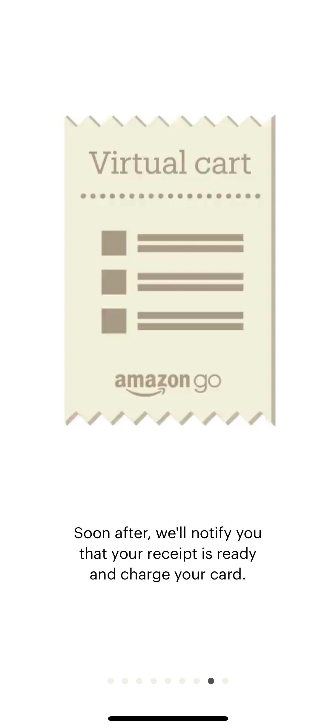 Amazon Go (iPhone X)