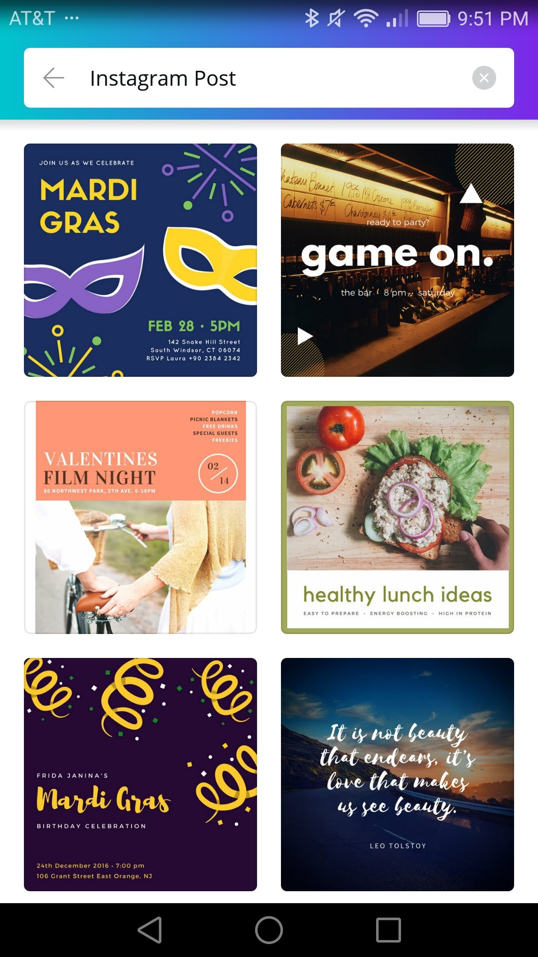 Canva (Android)