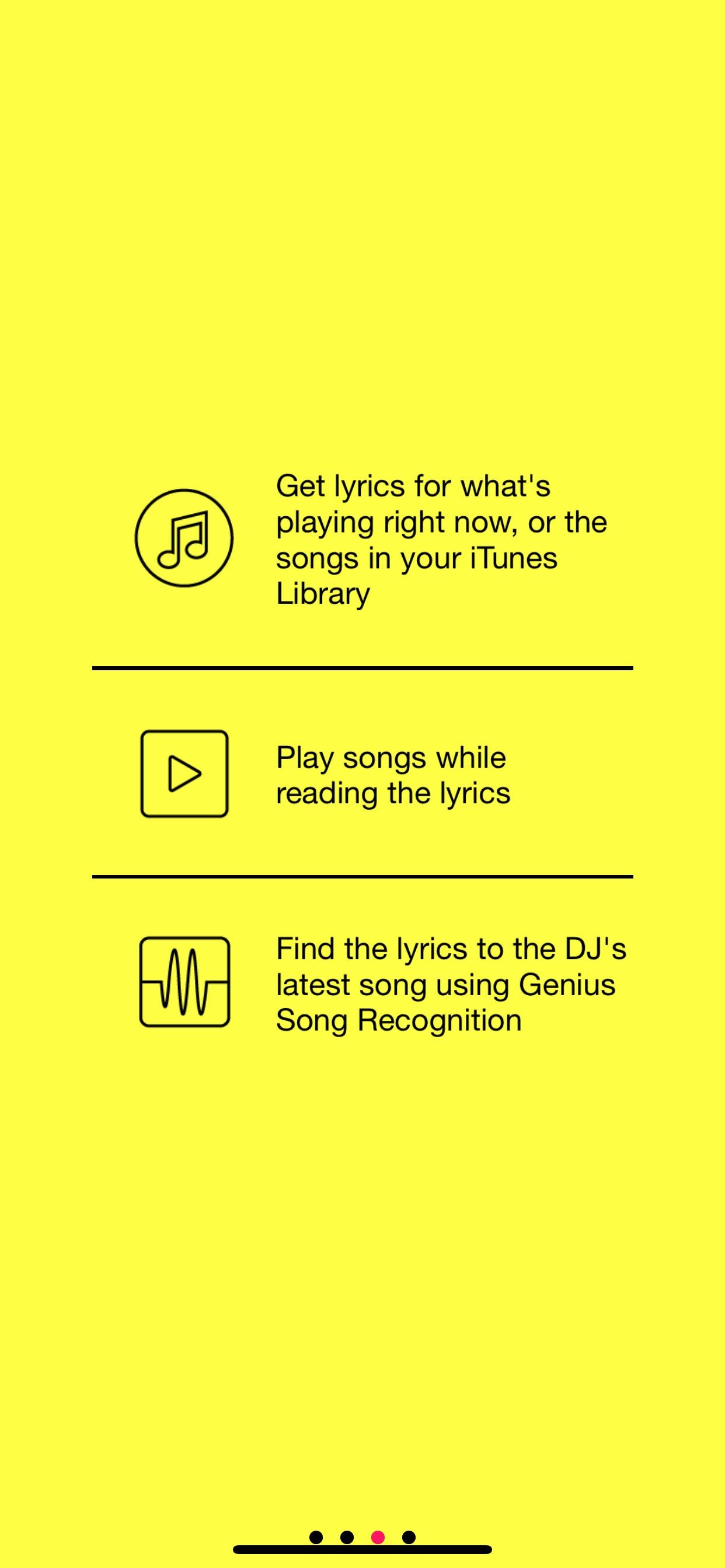 Genius (iPhone X)
