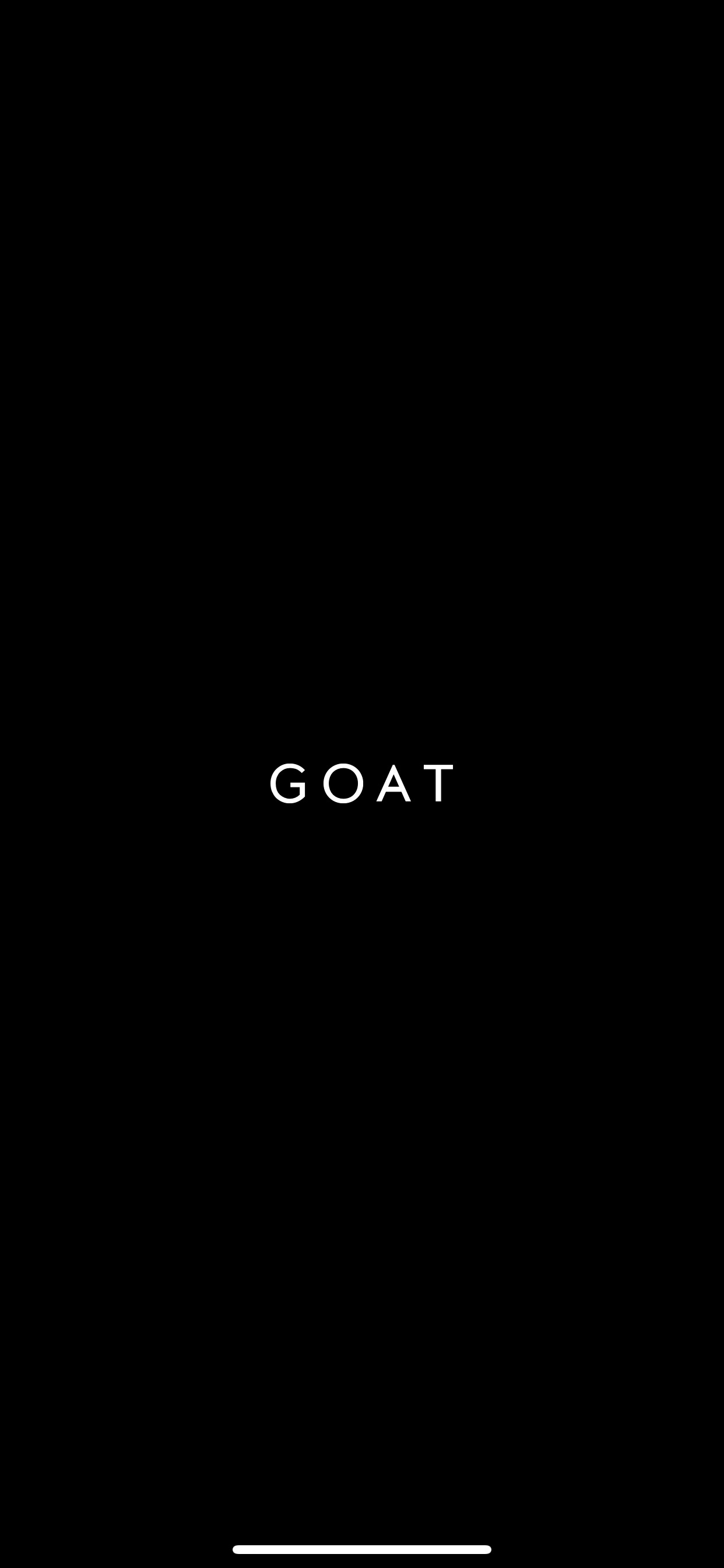 Goat (iPhone X)