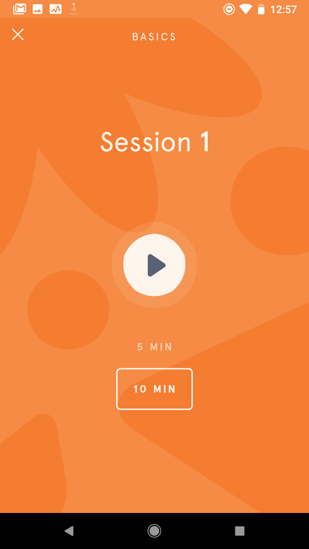 Headspace (Android)