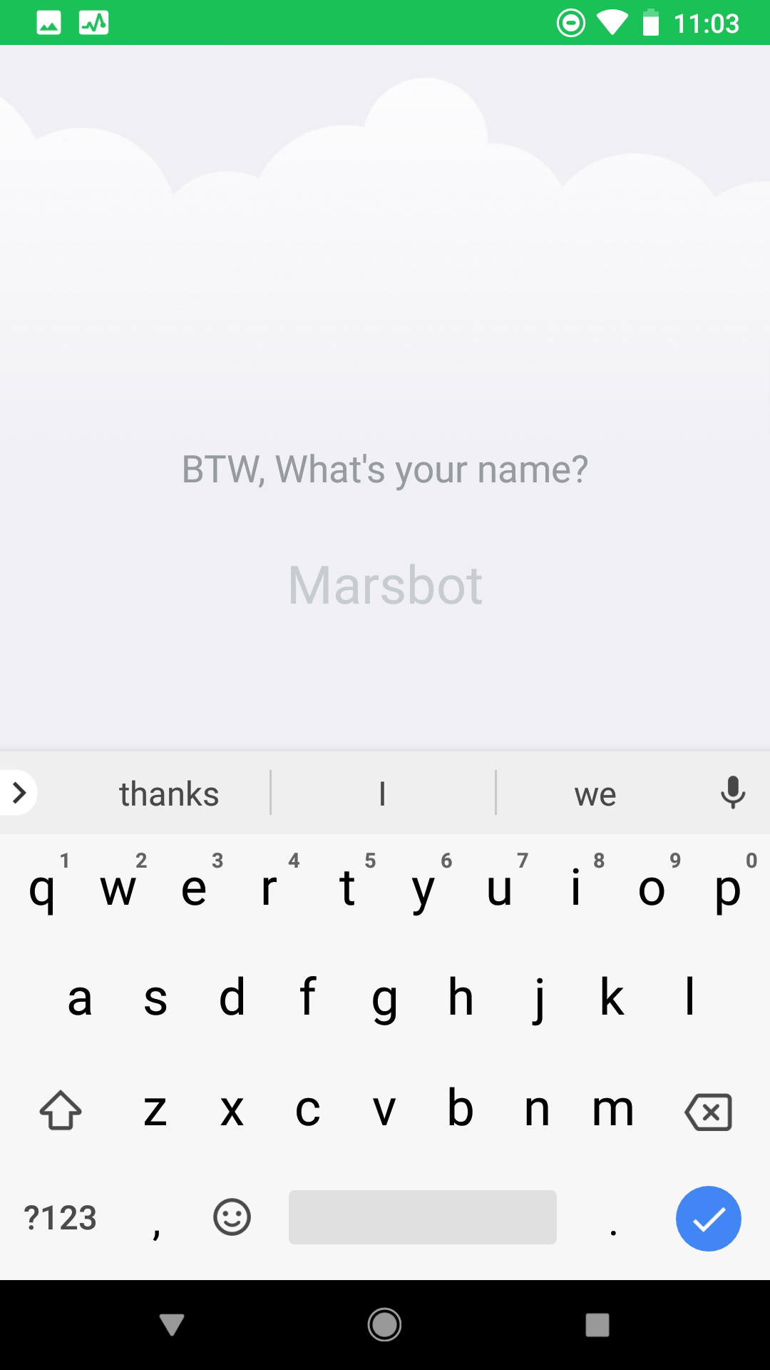 Marsbot (Android)