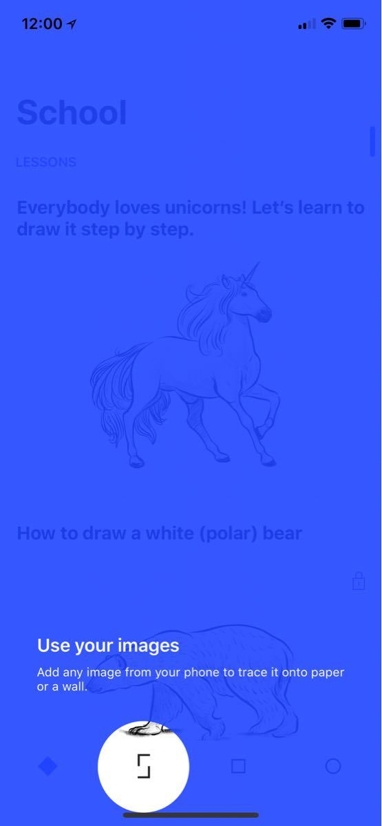 SketchAR (iPhone X)