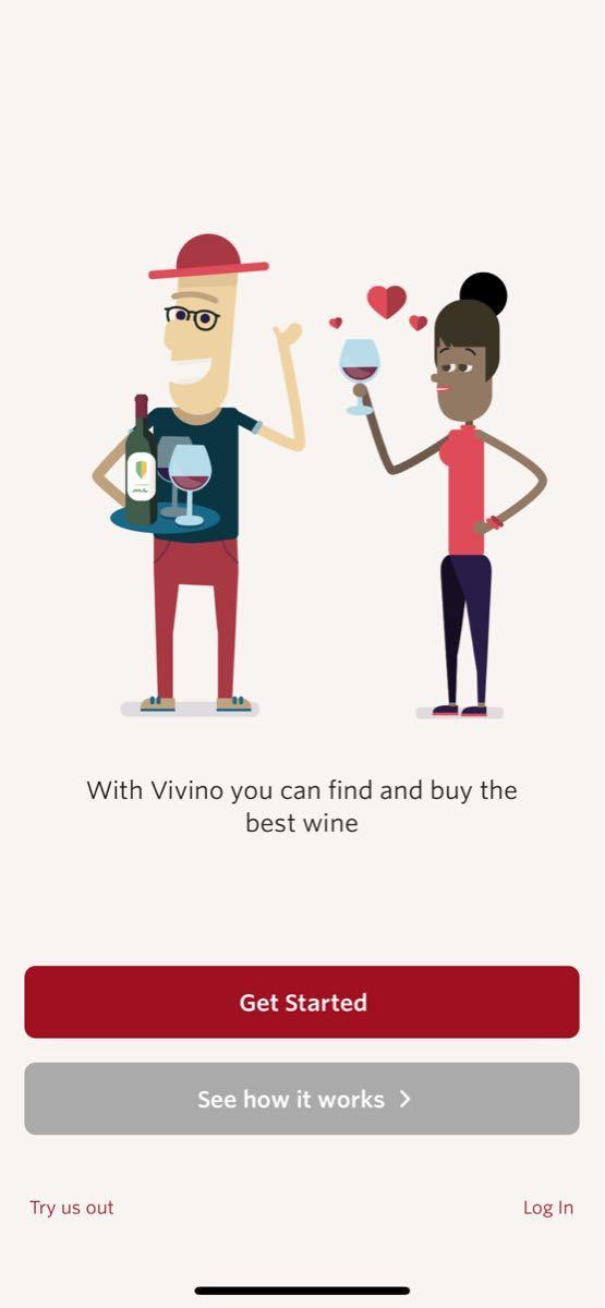 Vivino (iPhone X)