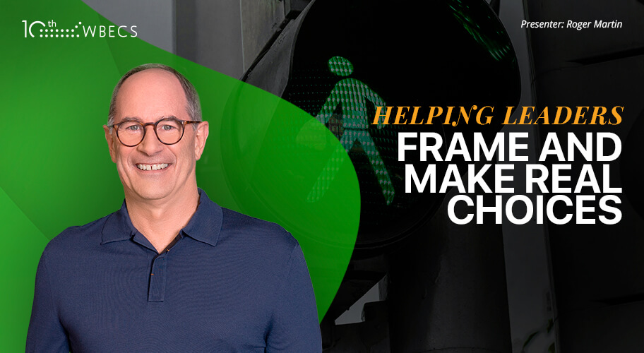 Helping Leaders Frame and Make Real Choices Photo