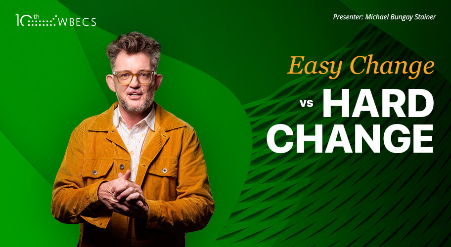 Easy Change vs Hard Change Photo