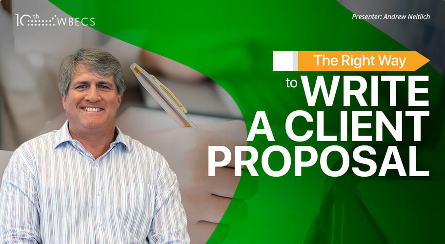 The Right Way to Write a Client Proposal Photo