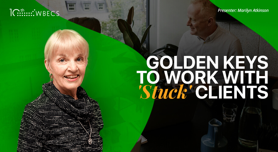 Golden Keys to Work with 'Stuck' Clients Photo