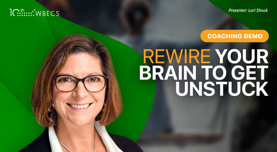 Live Coaching Demonstration with Lori Shook: Rewire your Brain to Get Unstuck Photo