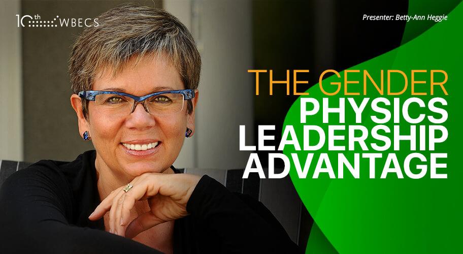 The Gender Physics Leadership Advantage Photo