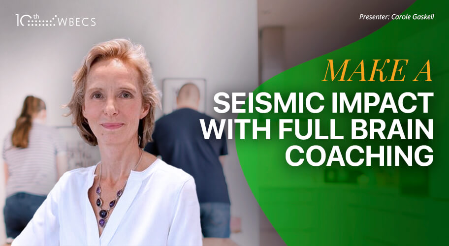 Make a Seismic Impact with Full Brain Coaching Photo