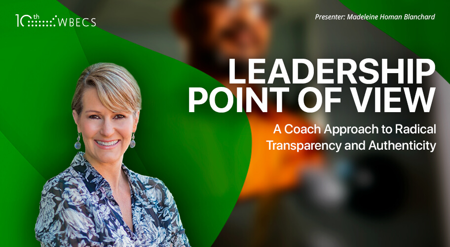 Leadership Point of View: A Coach Approach to Radical Transparency and Authenticity Photo