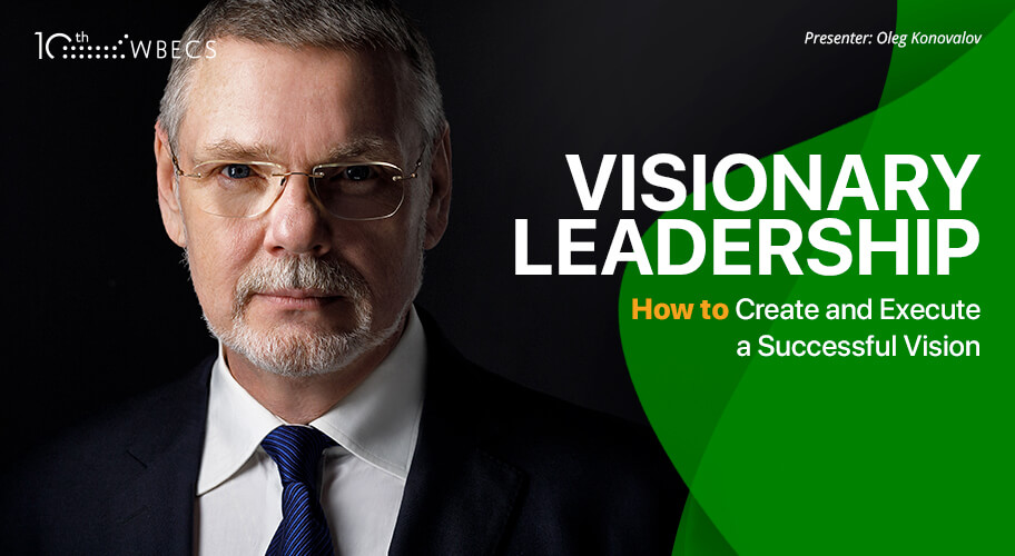 Visionary Leadership: How to Create and Execute a Successful Vision Photo