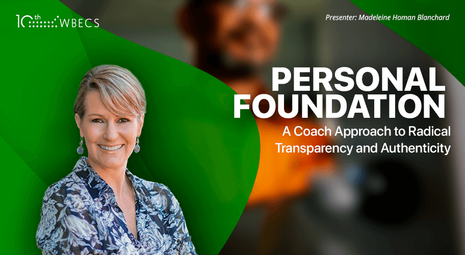 Personal Foundation: The Key to Success as a Coach Photo