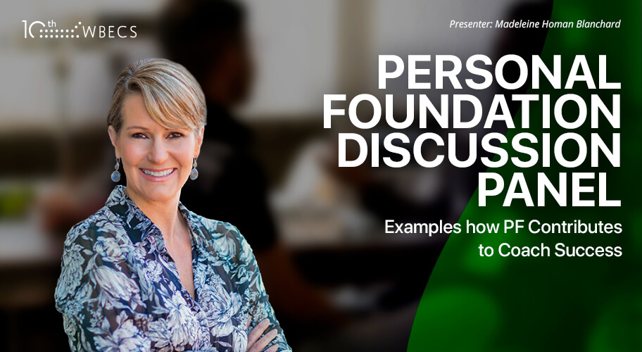 Panel Discussion: Personal Foundation & How it Contributes to Coach Success Photo