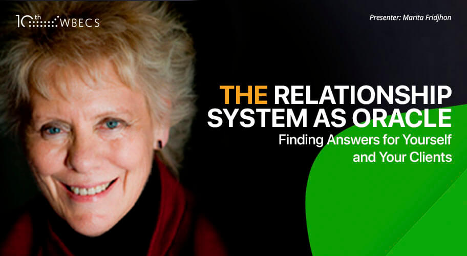 The Relationship System as Oracle: Finding Answers for Yourself and Your Clients Photo