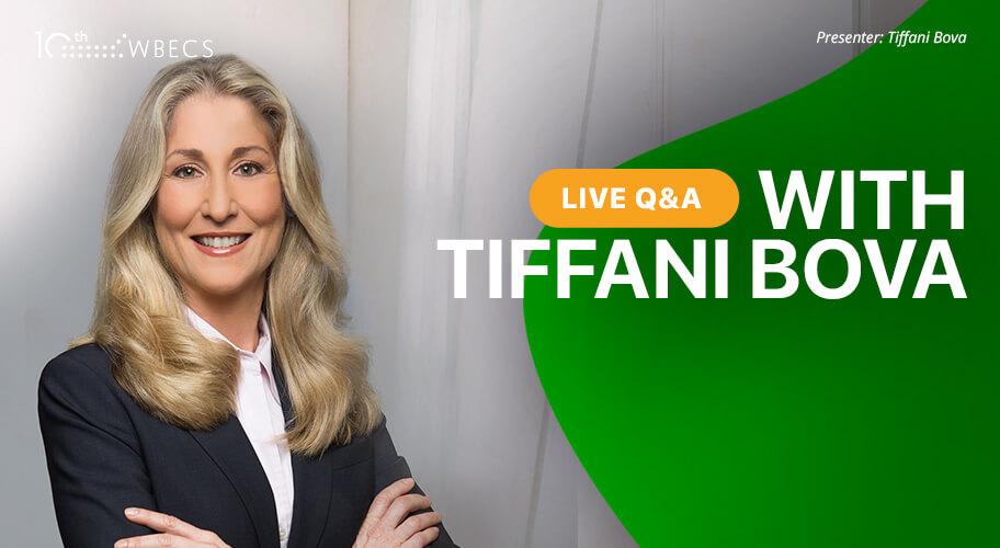 Live Q&A with Tiffani Bova Photo