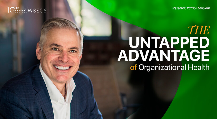 The Untapped Advantage of Organizational Health Photo