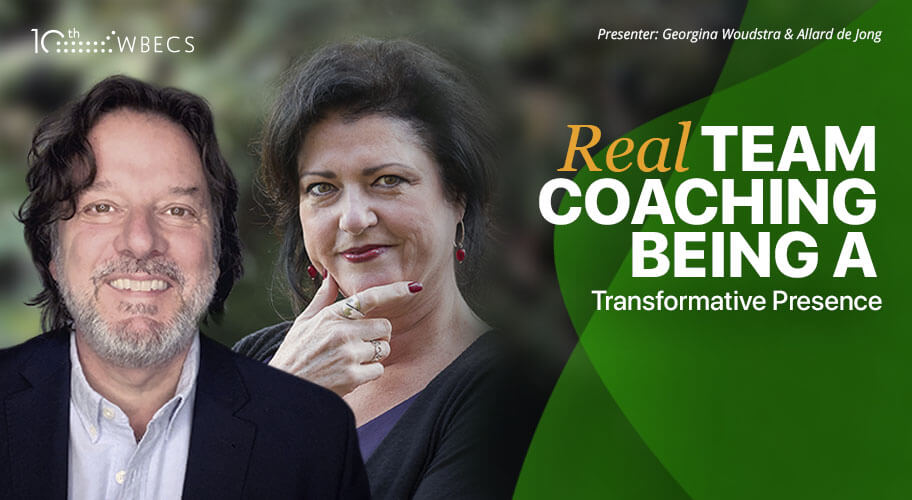 Real Team Coaching: Being a Transformative Presence Photo