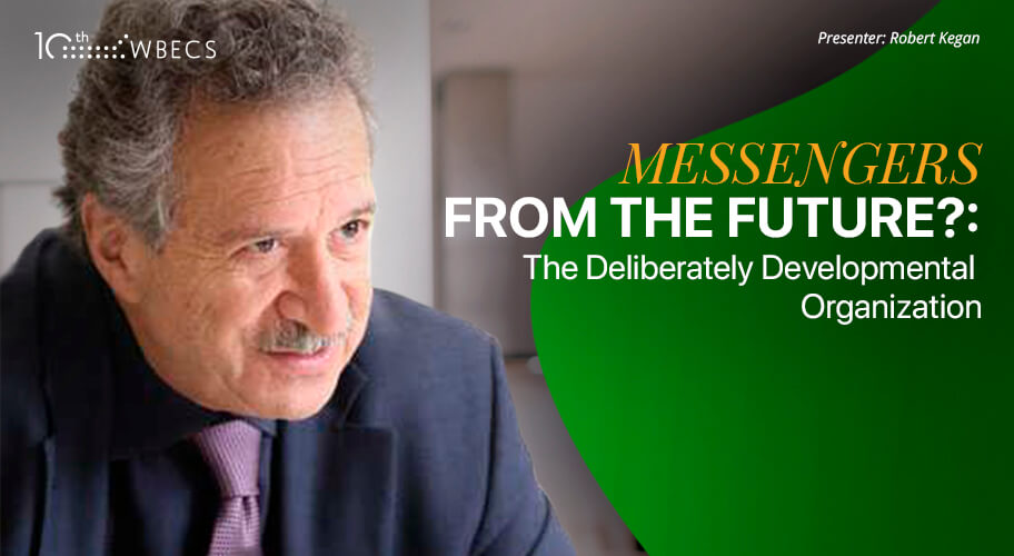 Messengers From The Future?: The Deliberately Developmental Organization Photo