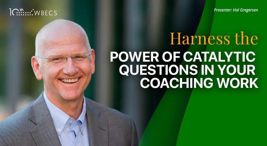 Harness the Power of Catalytic Questions in Your Coaching Work Photo