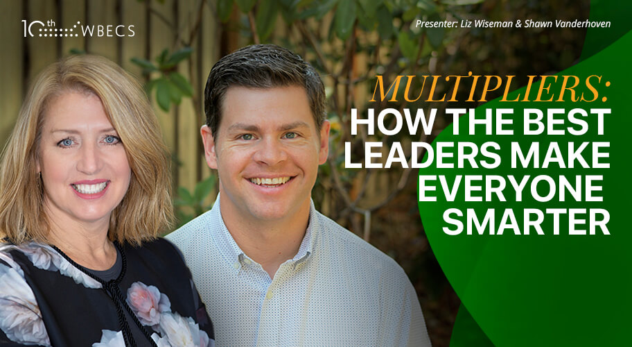 Multipliers: How the Best Leaders Make Everyone Smarter Photo