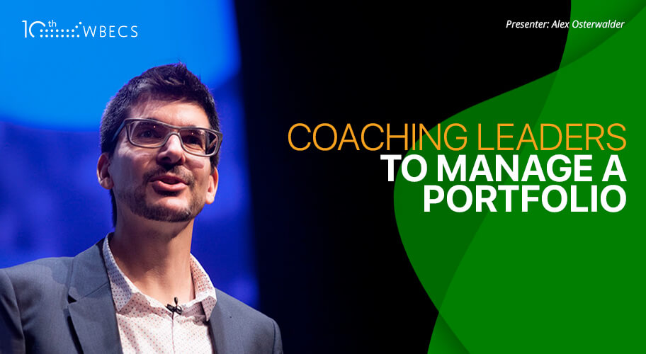 Coaching Leaders to Manage a Portfolio Photo