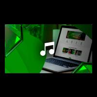 Audio Thumbnail