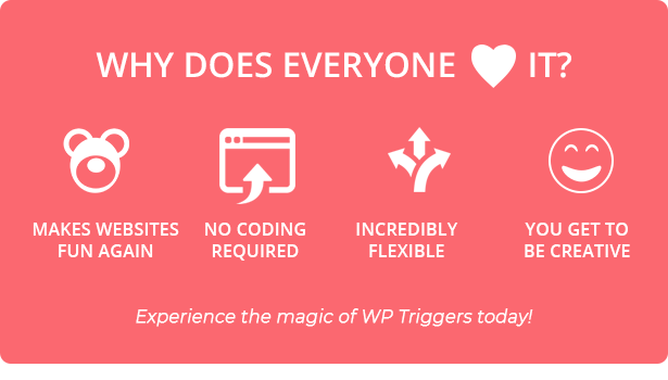 WP Triggers - Add Instant Interactivity To WP - 9