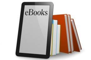 eBooks and an eReader.