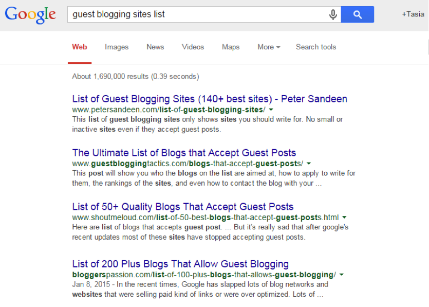 10 Simple Ways to Find Guest Post Opportunities