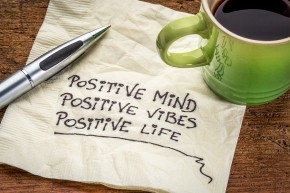 Wealth Through Personal Wellness: Practicing Positivity